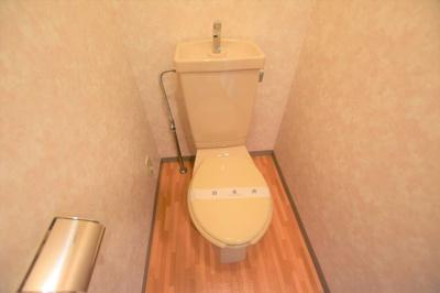 【トイレ】コーポグランピネード