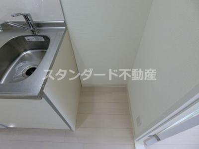【キッチン】Primavera Minamimorimachi(プリマヴェーラ南森町)
