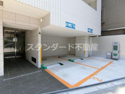 【エントランス】Primavera Minamimorimachi(プリマヴェーラ南森町)