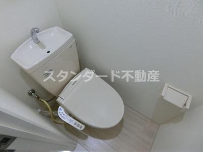 【トイレ】Primavera Minamimorimachi(プリマヴェーラ南森町)