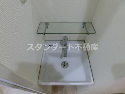 【独立洗面台】Primavera Minamimorimachi(プリマヴェーラ南森町)