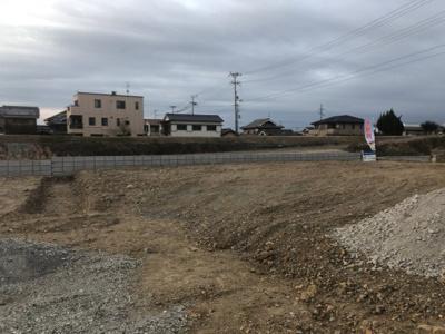 【外観】大島町売土地A号地