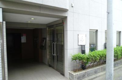 【エントランス】東急ドエル・アルス横濱元町