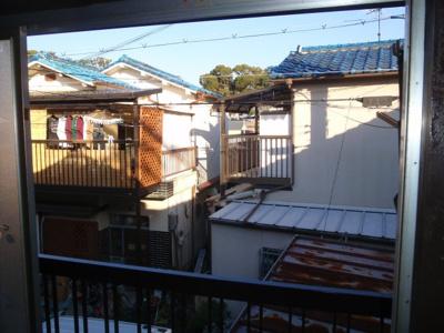 【展望】矢田7丁目4-26貸家
