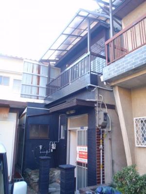 【外観】矢田7丁目4-26貸家