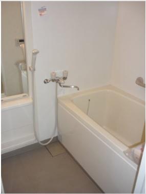 【浴室】ガーデンフォート目黒