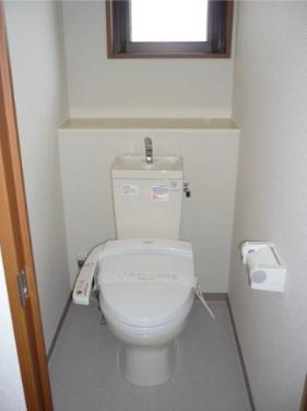 【トイレ】ガーデンフォート目黒