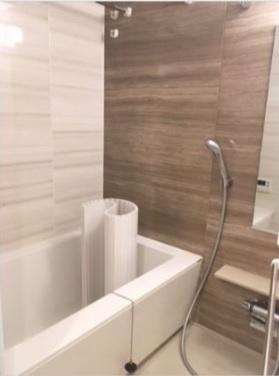 【浴室】ルシェーヌ恵比寿