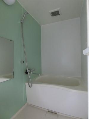 【浴室】リバティ松本 A棟