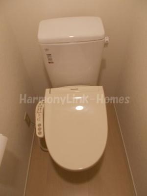 ネオス中板橋のトイレもきれいです