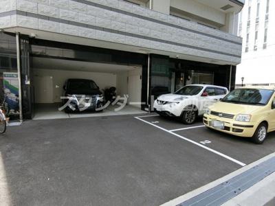 【駐車場】ノースヴィレッジ5番館