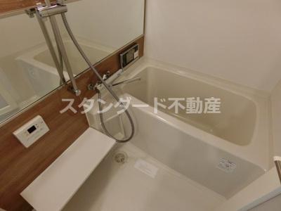 【浴室】ノースヴィレッジ5番館
