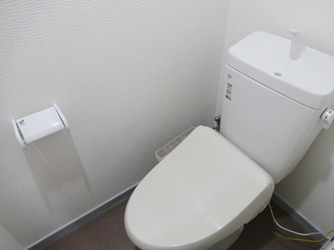 【トイレ】ライオンズマンション舞鶴第2