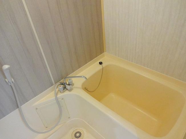 【浴室】ライオンズマンション舞鶴第2