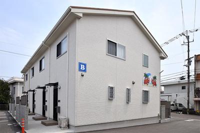 【外観】ミンサータウンB棟