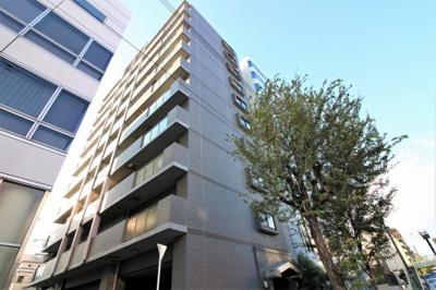 大阪メトロ御堂筋線『昭和町』駅まで徒歩1分のスタイリッシュなマンション♪