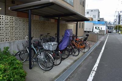 【駐車場】シャーメゾングランメール