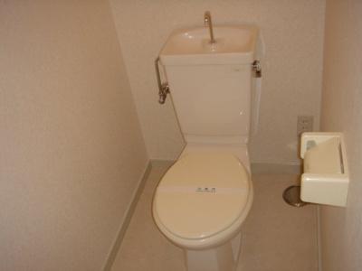 【トイレ】第一山本マンション