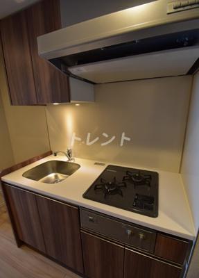 【キッチン】メイクスデザイン芝公園