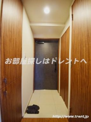 【玄関】ハーモニーレジデンス早稲田