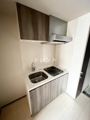 【キッチン】ハーモニーレジデンス早稲田