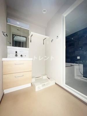 【浴室】ハーモニーレジデンス早稲田