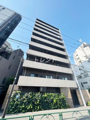 【外観】ハーモニーレジデンス早稲田