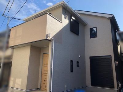 【外観】摂津市学園町 新築一戸建て
