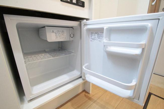 ミニ冷蔵庫ございます。
