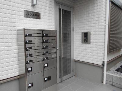 【エントランス】リノア高円寺
