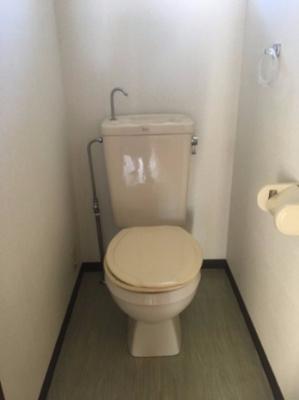 【トイレ】大東ハイツ