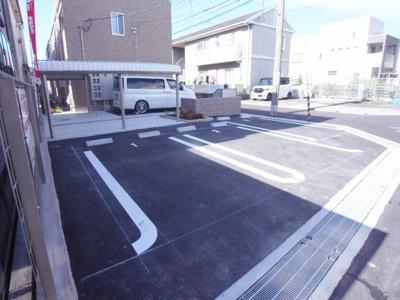 【駐車場】アルバソーレ