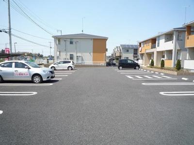 【駐車場】サニーハウスⅠ