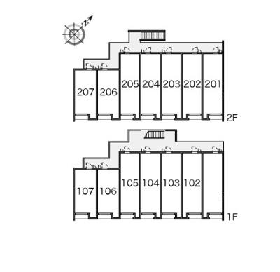【地図】POP花田