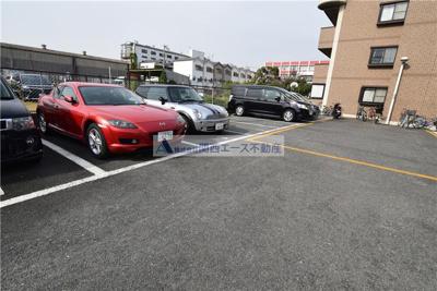 【駐車場】アルブル