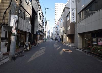 【周辺】コンフォリア日本橋人形町