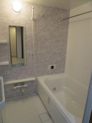 【浴室】ル・リオンクリーク