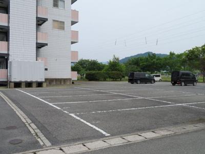 【駐車場】新柏原ビレッジ1号