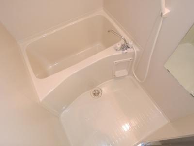 【浴室】ベルドミール末広五番館