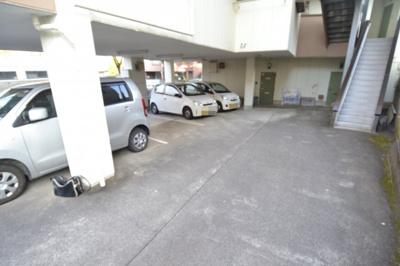 【駐車場】コーポけやき