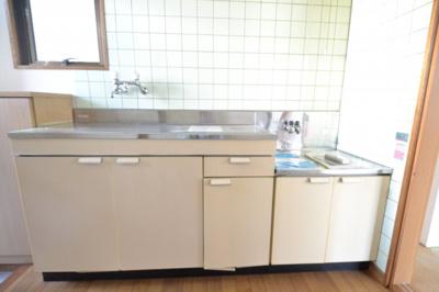 【キッチン】コーポけやき