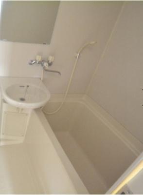 【浴室】コーポけやき