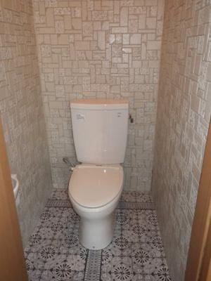 【トイレ】西通りビルⅢ