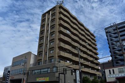 【外観】ハチブセ東大阪