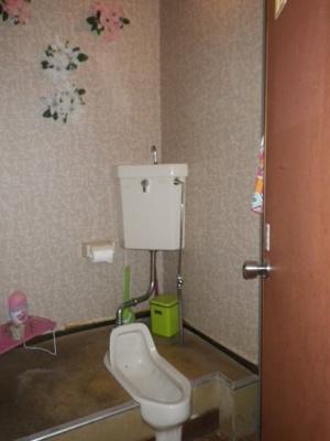 【トイレ】西通りビル