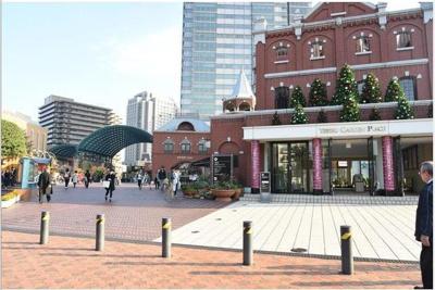最寄り駅は恵比寿駅です