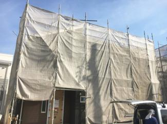 6号棟 現地(2018年10月)撮影 現在建築中です!駐車2台可能。