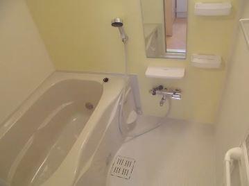 【浴室】フォルシュⅡ