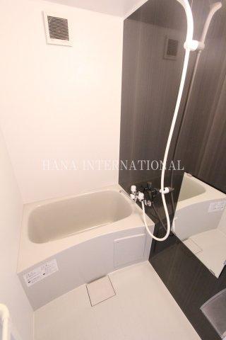 【浴室】 ユナイト中野島オステリアの杜
