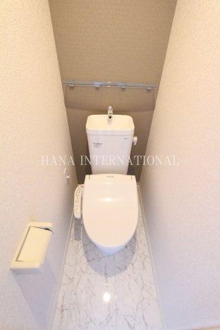 【トイレ】 ユナイト中野島オステリアの杜